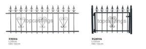Garden Fence (TF016)