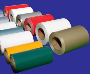 Color Coated Aluminum Coil (3003) pictures & photos