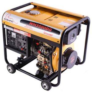 CE 2800W Yanmar Ydg3700 Diesel Generators (WH3500DG) pictures & photos