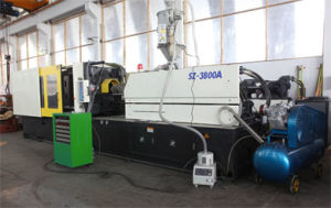 Plastic Injection Molding Machine (3800)