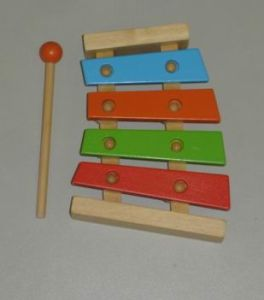 Wooden Toys - Xylophone (ZYYB-0121)