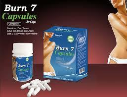 Hot Burn 7 Slimming Capsule Weight Loss Diet Pills pictures & photos