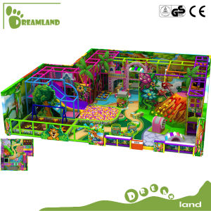 Economic Gymnastics Good Quality Indoor Playground Equipment for Sale pictures & photos