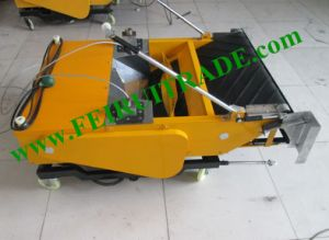 Hot Sale Auto Wall Plastering Machine pictures & photos