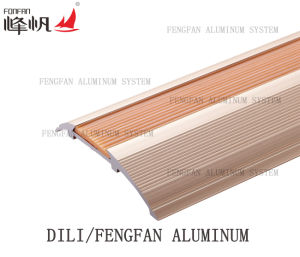 Aluminum Flooring Profile for Lamination Floor pictures & photos