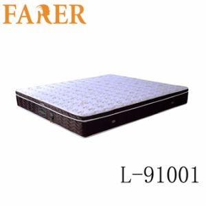 Comfort Memory Foam Topper Natural Latex Mattress pictures & photos