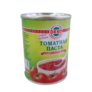 Canned Tomato Paste(140g)