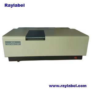 Spectrophotometer for Analysis Instrument Infrared Spectrophotometer (RAY-60) pictures & photos