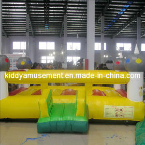 Top Inflatable Jumping Castle Bouncy with Boxing Ring