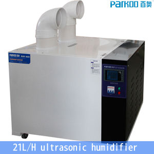 Ultrasonic Humidifier Fan with Ur & CE Certificate