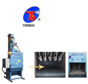 Apron Automatic Sandblasting Machine (TB-400)