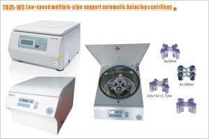 Table-Top Low-Speed Centrifuge (TDZ5-WS) CE Approved
