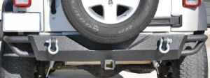 Rear Bumper for Jeep Wrangler pictures & photos