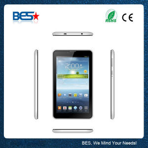 7 Inch 2g Mtk6572 Tablet PC with Dual SIM
