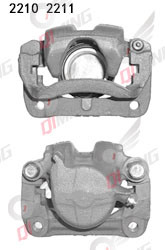 Brake Caliper for Suzuki 5510265D10