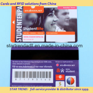 Book Rent Card Made Plastic with Magnetic Stripe pictures & photos