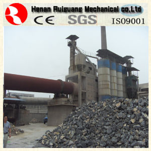 High Efficiency Rotary Lime Kiln (RGHZY)