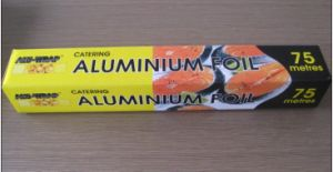 Household Aluminium Foil Roll for Catering Foil