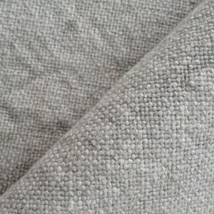 Antique Hemp Fabric in Plain Style (QF13-0124) pictures & photos