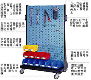Mobile Case Rack