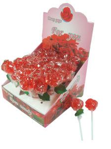 3D Rose Shaped Lollipop (CWS2660-1)