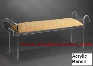 Acrylic Bench (BE410006)
