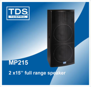 Loudspeaker Cabinet MP215 pictures & photos