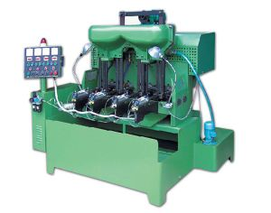 4 Spindle Flange and Hex Nut Tapping Machine pictures & photos