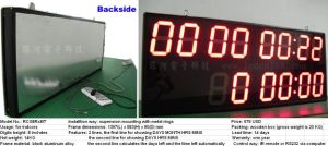 LED Sign (indoor 8 inches digits LED sign)