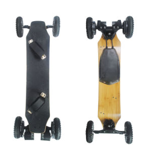 Powered 1650wx2 Motor 11A Electric Longboard with LG Battery pictures & photos