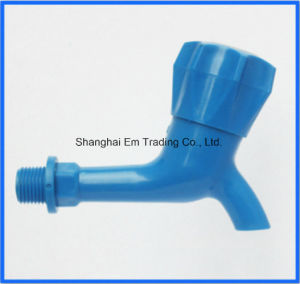 Polo PP Long Body Cock Plastic Water Valve pictures & photos