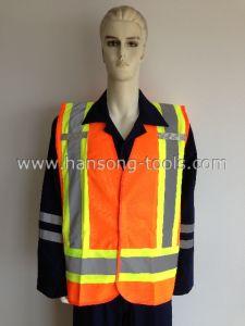High Quality Reflective Vest (SE-202) pictures & photos
