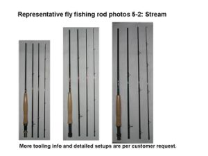 Representative Fly Fishing Rod Photos (Stream)