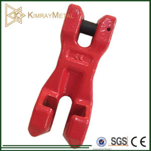 Top Quality Red Coated Forged Steel G80 Clevis Chain Clutch pictures & photos