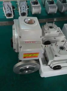 on-off Type Electric Actuator for Ball Valve, Butterfly Valve pictures & photos