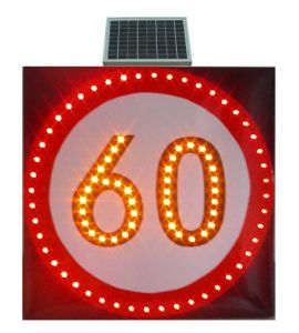 Solar Traffic Signal Light (HNSS-FB37)