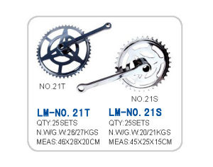 Bicycle Parts / Chainwheel & Crank