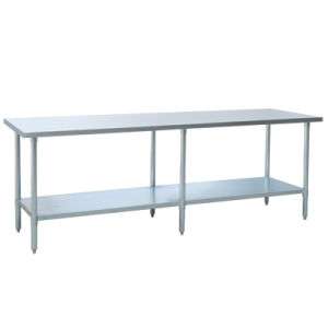 Stainless Steel Kitchen Flat Top Work Table pictures & photos