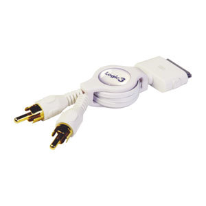 Composite AV Cable for iPad 2/iPhone 4S/iPod Touch pictures & photos