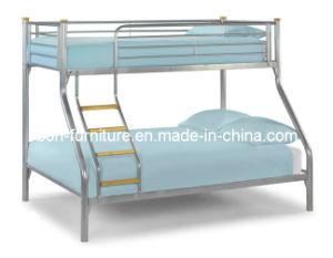 Bedroom Furniture/Iron Bunk Beds/Atlas_Triple_Sleeper pictures & photos