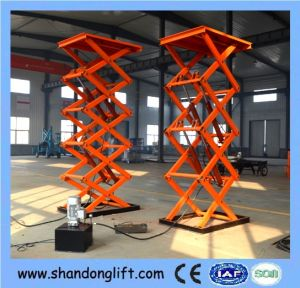 Hydraulic Scissor Lift pictures & photos
