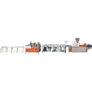 Double Pipe Extrusion Line (GF-63)