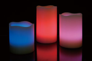 LED Candle (S-3PC(3)) pictures & photos