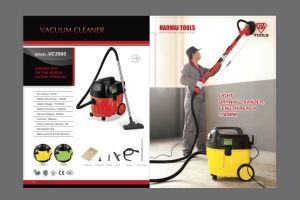 35L 1380W Dry and Wet Vacuum Cleaner (VC3500)