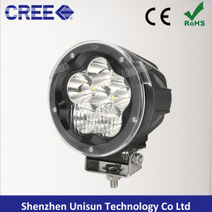 "Factory 5"" 60W 6X10W CREE LED Driving Light pictures & photos"