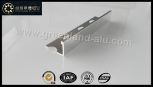 L Shape Aluminium Tile Trim for Floor Clearance with Any Colors pictures & photos