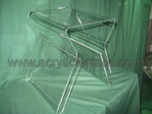 Acrylic Footrest (ST490021)