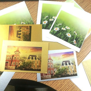 Sublimation Coating Alum. Sheet for Printing pictures & photos