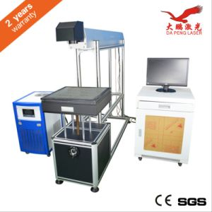 Quality CO2 Laser Marking Machine on The Fly pictures & photos