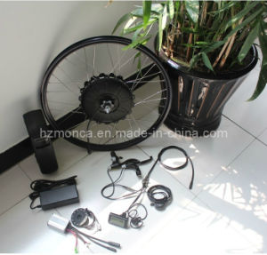500W 48V Electric Bike Conversion Kit with 26 Inch Rear Motor Rim Kit pictures & photos